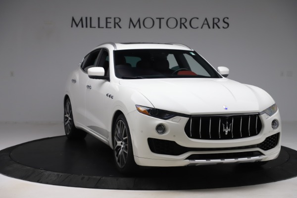Used 2017 Maserati Levante S for sale Sold at Pagani of Greenwich in Greenwich CT 06830 11
