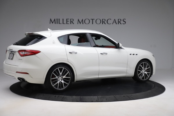 Used 2017 Maserati Levante S for sale Sold at Pagani of Greenwich in Greenwich CT 06830 8