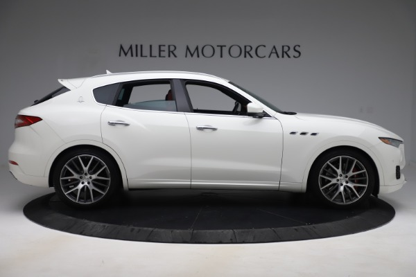 Used 2017 Maserati Levante S for sale Sold at Pagani of Greenwich in Greenwich CT 06830 9
