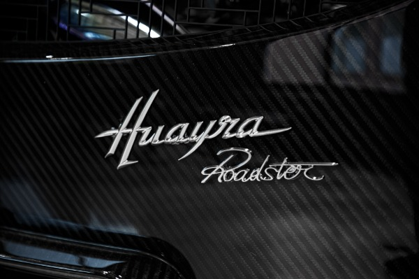 Used 2017 Pagani Huayra Roadster Roadster for sale Call for price at Pagani of Greenwich in Greenwich CT 06830 17