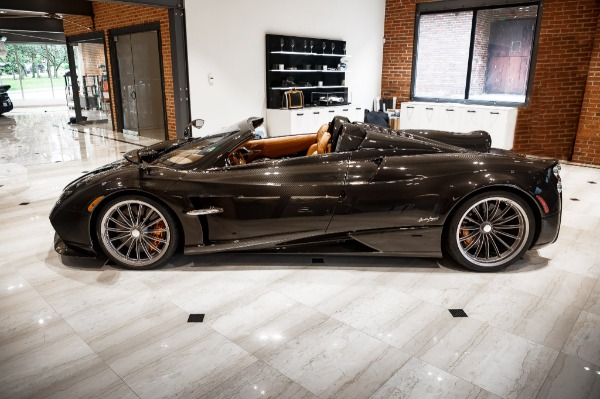 Used 2017 Pagani Huayra Roadster Roadster for sale Call for price at Pagani of Greenwich in Greenwich CT 06830 2