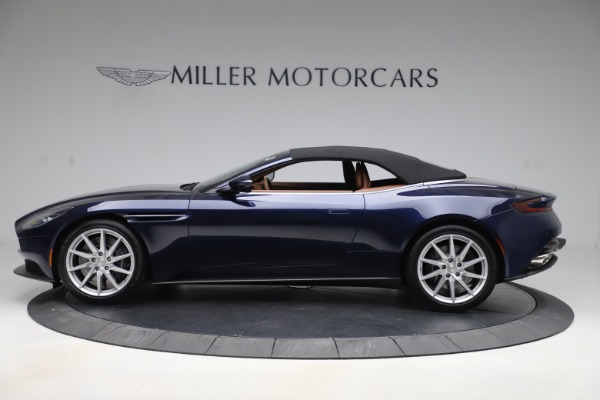 New 2020 Aston Martin DB11 Volante Convertible for sale Sold at Pagani of Greenwich in Greenwich CT 06830 14