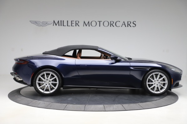 New 2020 Aston Martin DB11 Volante Convertible for sale Sold at Pagani of Greenwich in Greenwich CT 06830 20