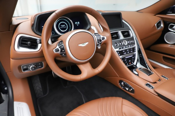 New 2020 Aston Martin DB11 Volante Convertible for sale Sold at Pagani of Greenwich in Greenwich CT 06830 22