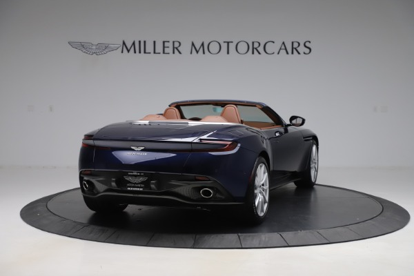 New 2020 Aston Martin DB11 Volante Convertible for sale Sold at Pagani of Greenwich in Greenwich CT 06830 7