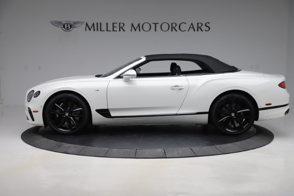 New 2020 Bentley Continental GTC V8 for sale $277,915 at Pagani of Greenwich in Greenwich CT 06830 10