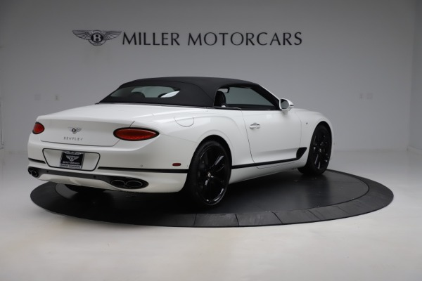 New 2020 Bentley Continental GTC V8 for sale $277,915 at Pagani of Greenwich in Greenwich CT 06830 12