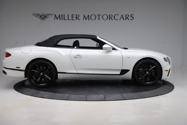 New 2020 Bentley Continental GTC V8 for sale $277,915 at Pagani of Greenwich in Greenwich CT 06830 13