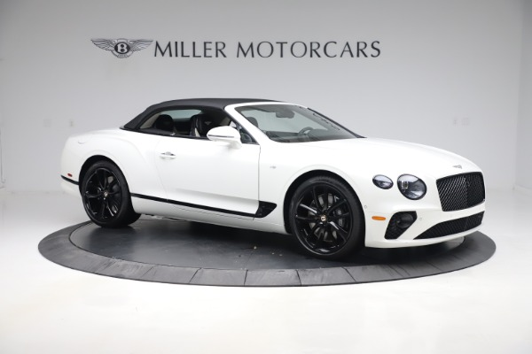 New 2020 Bentley Continental GTC V8 for sale $277,915 at Pagani of Greenwich in Greenwich CT 06830 14