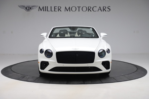 New 2020 Bentley Continental GTC V8 for sale $277,915 at Pagani of Greenwich in Greenwich CT 06830 15