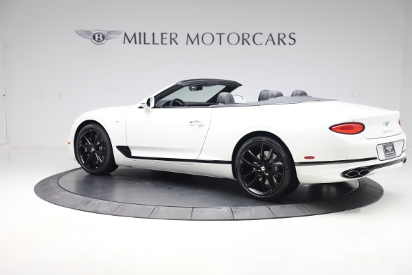 New 2020 Bentley Continental GTC V8 for sale $277,915 at Pagani of Greenwich in Greenwich CT 06830 16