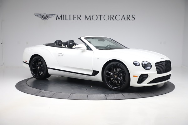 New 2020 Bentley Continental GTC V8 for sale $277,915 at Pagani of Greenwich in Greenwich CT 06830 18