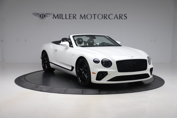 New 2020 Bentley Continental GTC V8 for sale $277,915 at Pagani of Greenwich in Greenwich CT 06830 19