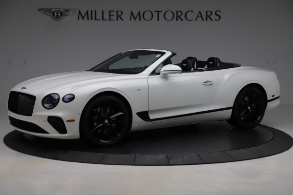 New 2020 Bentley Continental GTC V8 for sale $277,915 at Pagani of Greenwich in Greenwich CT 06830 2