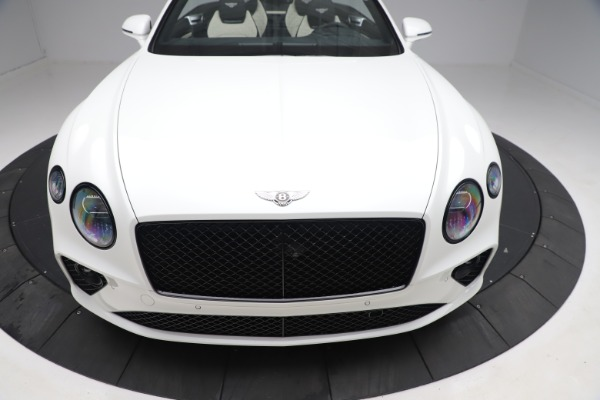 New 2020 Bentley Continental GTC V8 for sale $277,915 at Pagani of Greenwich in Greenwich CT 06830 20