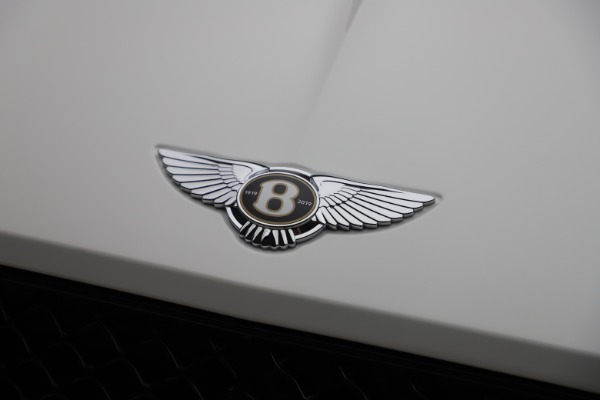 New 2020 Bentley Continental GTC V8 for sale $277,915 at Pagani of Greenwich in Greenwich CT 06830 21