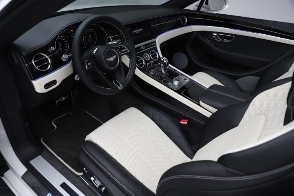 New 2020 Bentley Continental GTC V8 for sale $277,915 at Pagani of Greenwich in Greenwich CT 06830 26