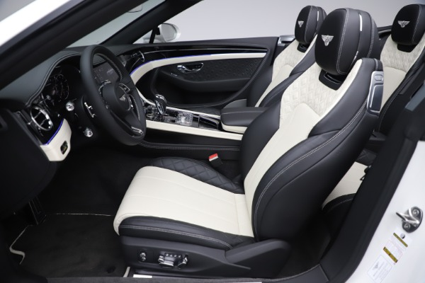 New 2020 Bentley Continental GTC V8 for sale $277,915 at Pagani of Greenwich in Greenwich CT 06830 27