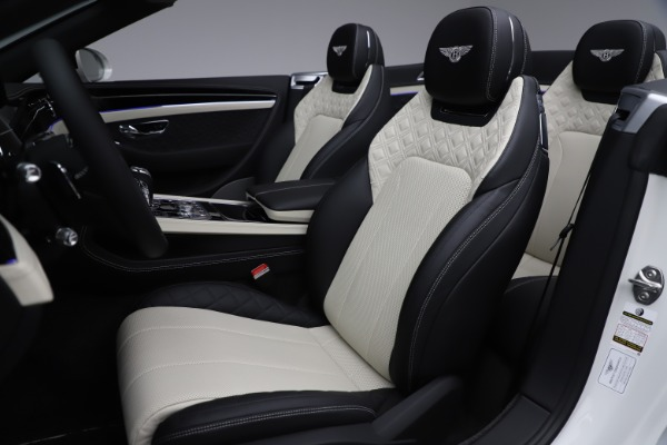New 2020 Bentley Continental GTC V8 for sale $277,915 at Pagani of Greenwich in Greenwich CT 06830 28