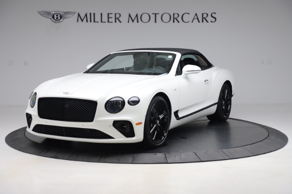 New 2020 Bentley Continental GTC V8 for sale $277,915 at Pagani of Greenwich in Greenwich CT 06830 8
