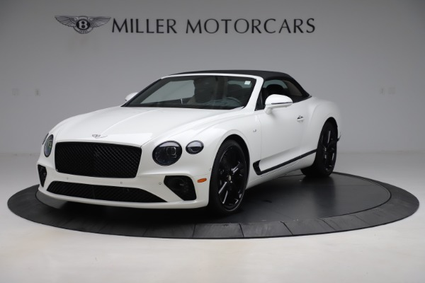 New 2020 Bentley Continental GTC V8 for sale $277,915 at Pagani of Greenwich in Greenwich CT 06830 9