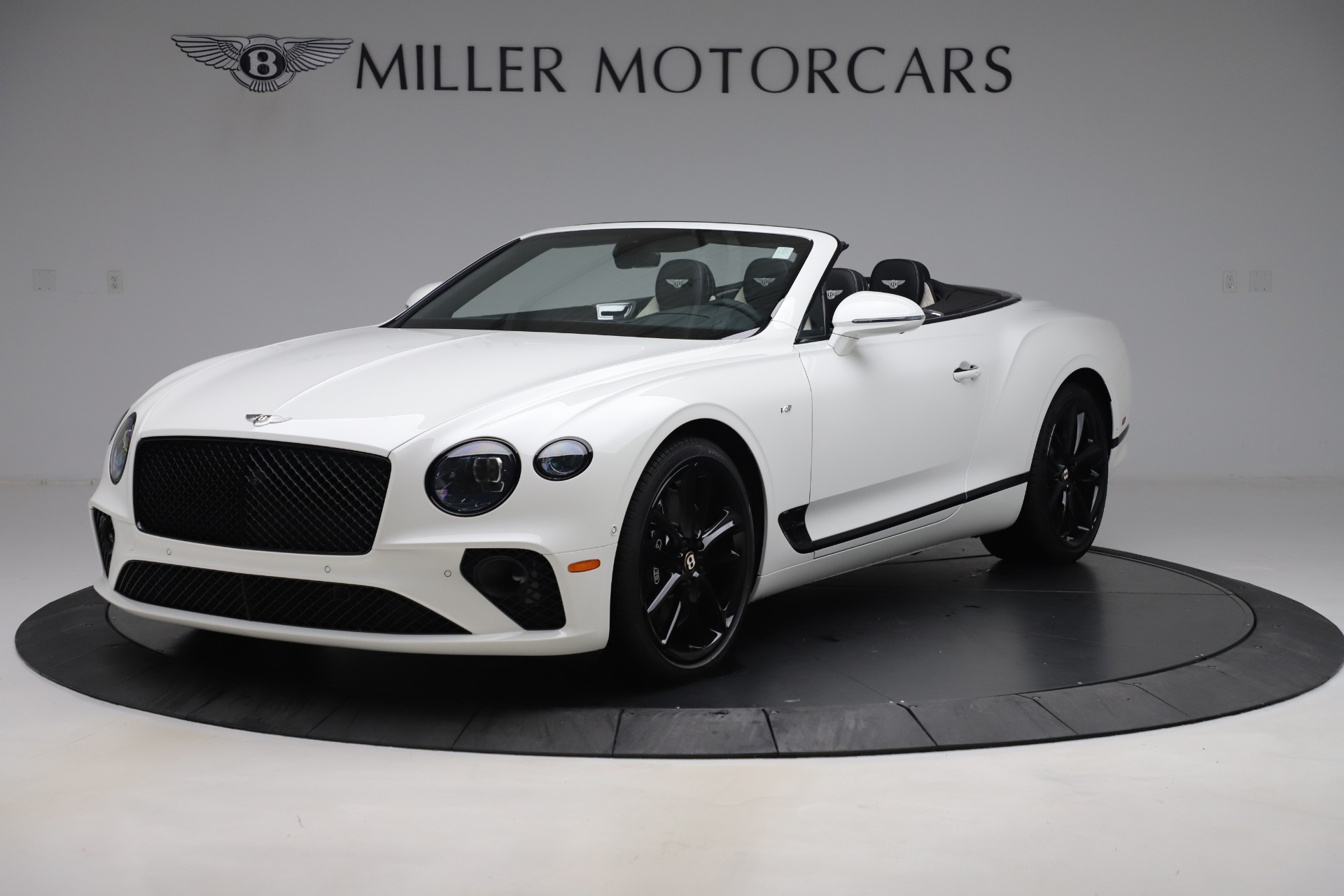 New 2020 Bentley Continental GTC V8 for sale $277,915 at Pagani of Greenwich in Greenwich CT 06830 1