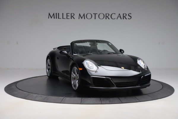 Used 2017 Porsche 911 Carrera 4S for sale Sold at Pagani of Greenwich in Greenwich CT 06830 11