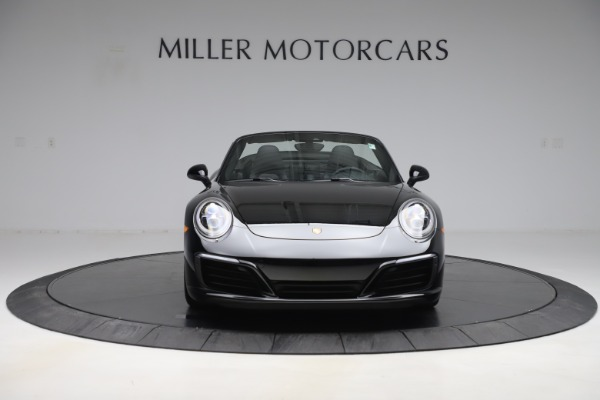 Used 2017 Porsche 911 Carrera 4S for sale Sold at Pagani of Greenwich in Greenwich CT 06830 12