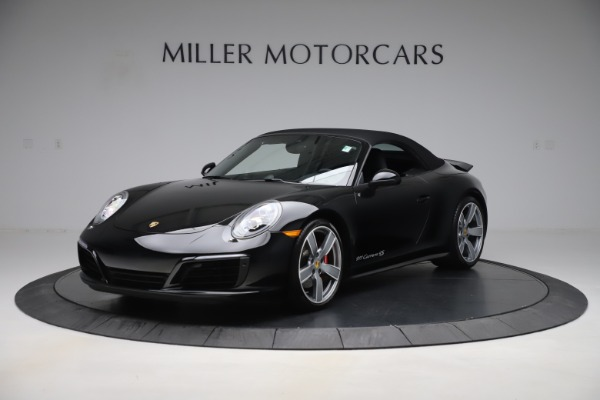 Used 2017 Porsche 911 Carrera 4S for sale Sold at Pagani of Greenwich in Greenwich CT 06830 13