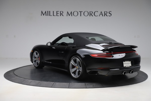 Used 2017 Porsche 911 Carrera 4S for sale Sold at Pagani of Greenwich in Greenwich CT 06830 15