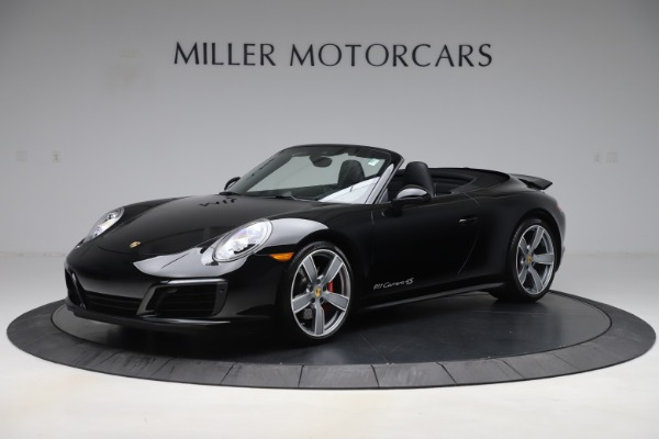 Used 2017 Porsche 911 Carrera 4S for sale Sold at Pagani of Greenwich in Greenwich CT 06830 2