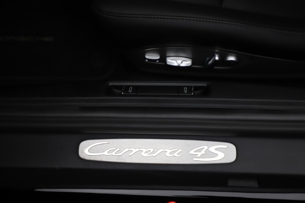 Used 2017 Porsche 911 Carrera 4S for sale Sold at Pagani of Greenwich in Greenwich CT 06830 28