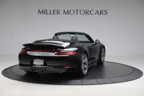 Used 2017 Porsche 911 Carrera 4S for sale Sold at Pagani of Greenwich in Greenwich CT 06830 7