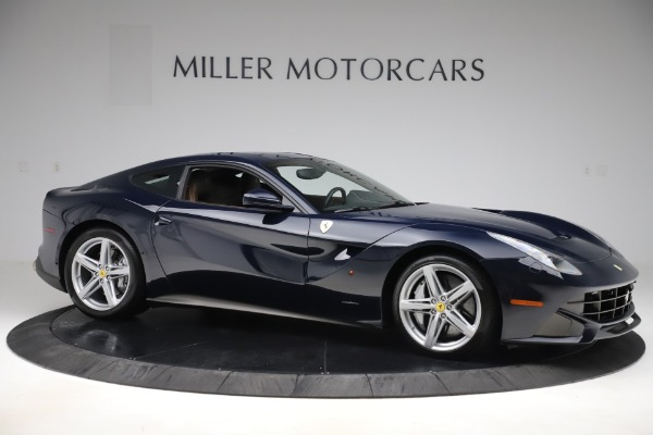 Used 2017 Ferrari F12 Berlinetta for sale $259,900 at Pagani of Greenwich in Greenwich CT 06830 10