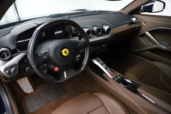 Used 2017 Ferrari F12 Berlinetta for sale $259,900 at Pagani of Greenwich in Greenwich CT 06830 13