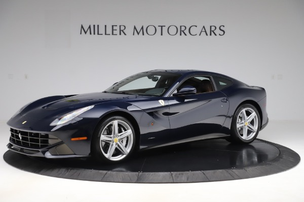 Used 2017 Ferrari F12 Berlinetta Base for sale Sold at Pagani of Greenwich in Greenwich CT 06830 2