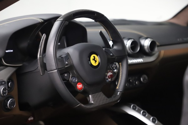 Used 2017 Ferrari F12 Berlinetta for sale $259,900 at Pagani of Greenwich in Greenwich CT 06830 23