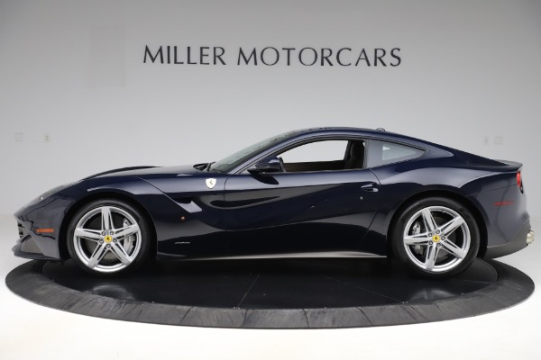 Used 2017 Ferrari F12 Berlinetta Base for sale Sold at Pagani of Greenwich in Greenwich CT 06830 3