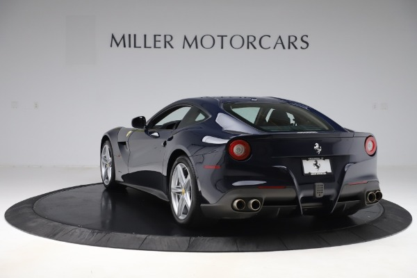Used 2017 Ferrari F12 Berlinetta for sale $259,900 at Pagani of Greenwich in Greenwich CT 06830 5