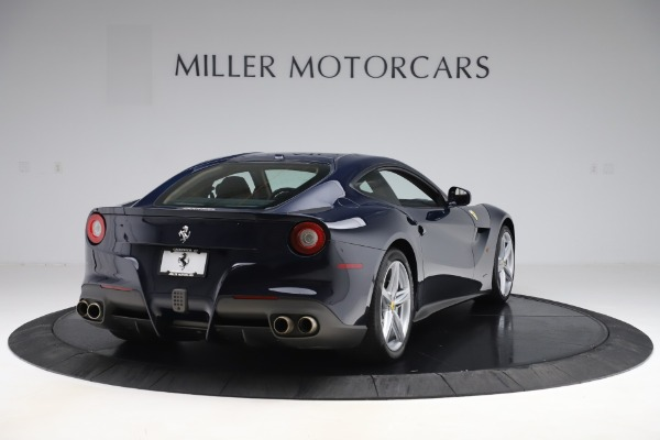 Used 2017 Ferrari F12 Berlinetta Base for sale Sold at Pagani of Greenwich in Greenwich CT 06830 7