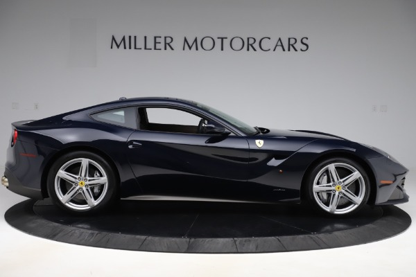 Used 2017 Ferrari F12 Berlinetta Base for sale Sold at Pagani of Greenwich in Greenwich CT 06830 9