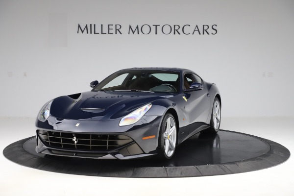 Used 2017 Ferrari F12 Berlinetta for sale $259,900 at Pagani of Greenwich in Greenwich CT 06830 1