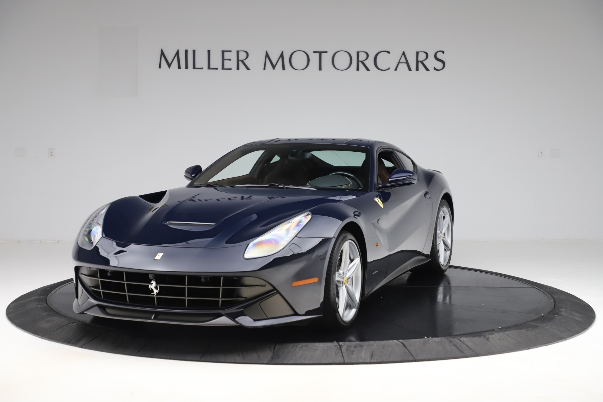 Used 2017 Ferrari F12 Berlinetta Base for sale Sold at Pagani of Greenwich in Greenwich CT 06830 1