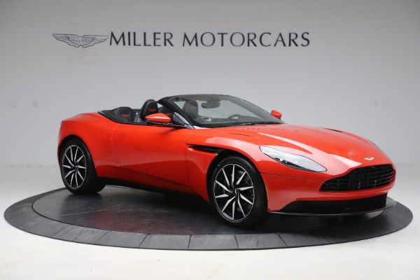 New 2020 Aston Martin DB11 Volante Convertible for sale $254,531 at Pagani of Greenwich in Greenwich CT 06830 10