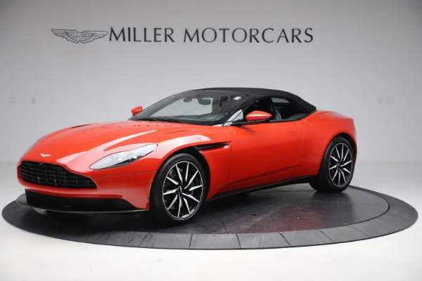 New 2020 Aston Martin DB11 Volante Convertible for sale $254,531 at Pagani of Greenwich in Greenwich CT 06830 12