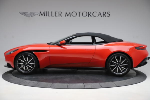 New 2020 Aston Martin DB11 Volante Convertible for sale $254,531 at Pagani of Greenwich in Greenwich CT 06830 13