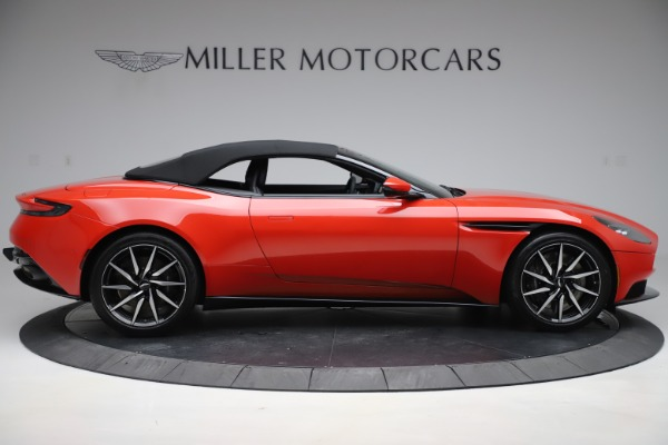 New 2020 Aston Martin DB11 Volante Convertible for sale $254,531 at Pagani of Greenwich in Greenwich CT 06830 14