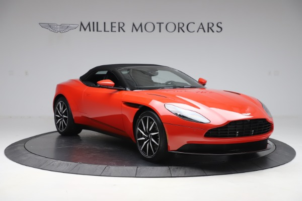 New 2020 Aston Martin DB11 Volante Convertible for sale $254,531 at Pagani of Greenwich in Greenwich CT 06830 15