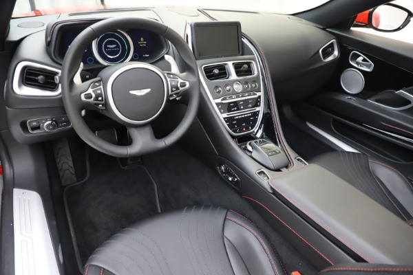 New 2020 Aston Martin DB11 Volante Convertible for sale $254,531 at Pagani of Greenwich in Greenwich CT 06830 17