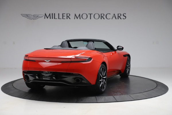 New 2020 Aston Martin DB11 Volante Convertible for sale $254,531 at Pagani of Greenwich in Greenwich CT 06830 6